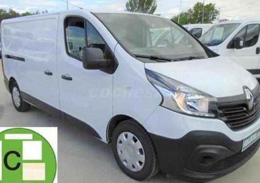 Renault trafic furgon 29 l2h1 energy dci 125 tt eu