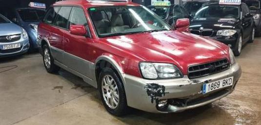 Subaru outback 3.0 h6 auto awd 5p.