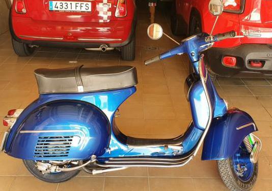 Vespa s 150 (2004-2009)