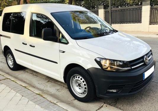 Volkswagen caddy furgon 1.6 tdi 75cv
