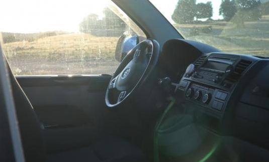 Volkswagen transporter pro furgon corto tm 2.0 td