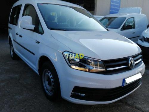 Volkswagen caddy 2.0 tdi 75cv kombi bluemotion 5 plazas
