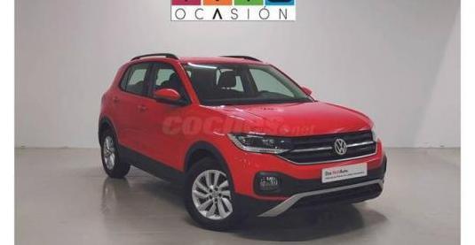 Volkswagen tcross advance 1.0 tsi 85kw 115cv 5p.