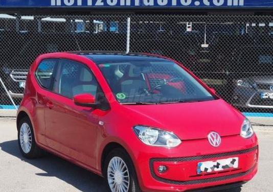 Volkswagen up 1.0 75cv high up 5p.