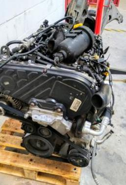 Despiece motor opel 1.9 120 cv
