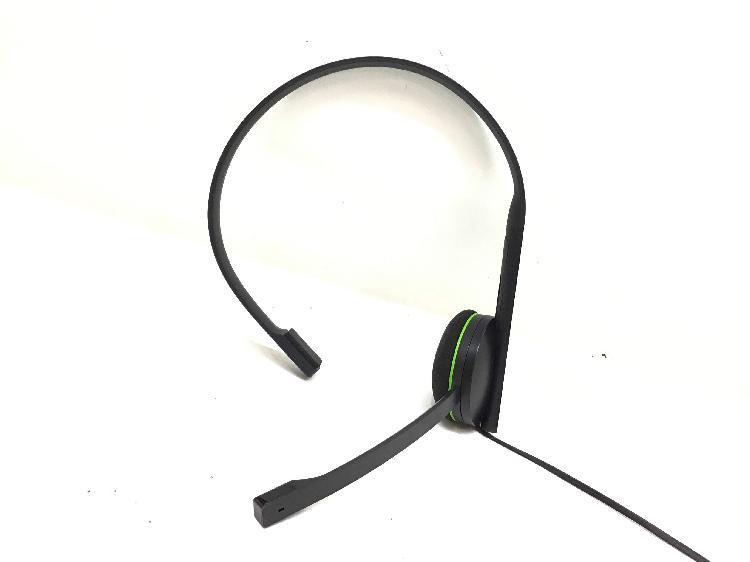 Otros accesorios xbox one chat headset