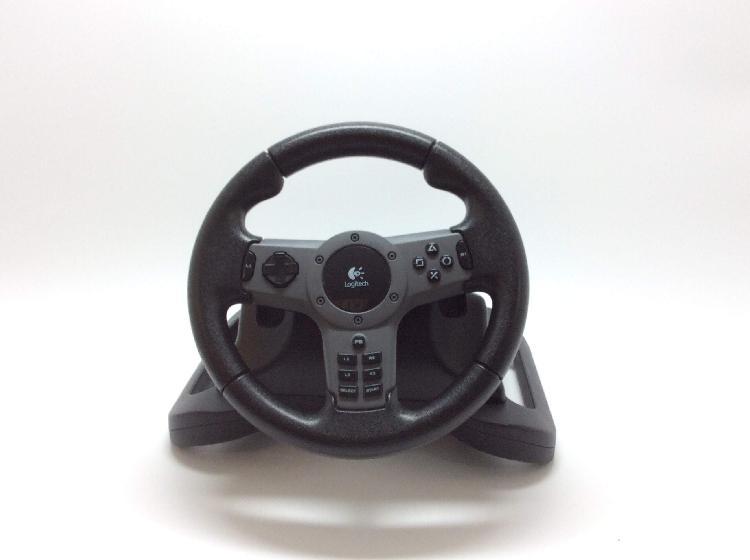 Volante ps3 logitech driving force wireless