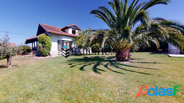 chalet independiente en Hinojedo Suances