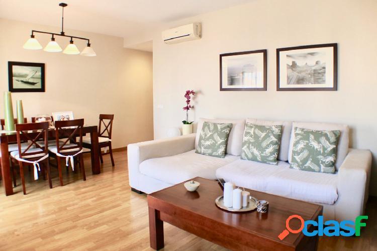 Precioso piso para entrar a vivir, amueblado en la nucia 2 dormitorio 2 baños