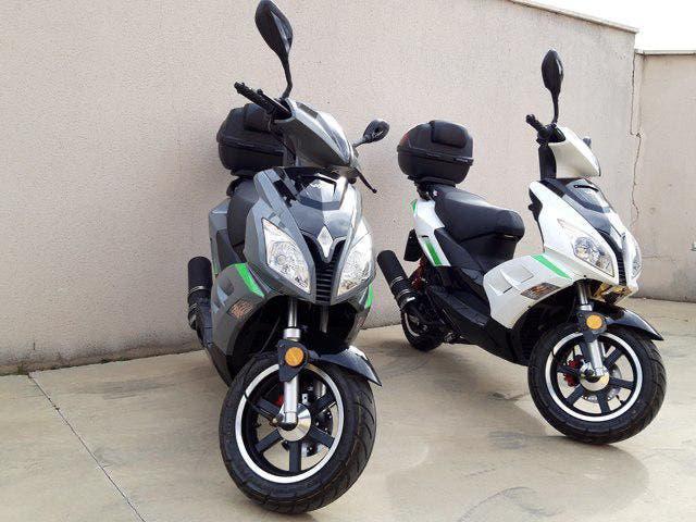 Alquiler de motos 125
