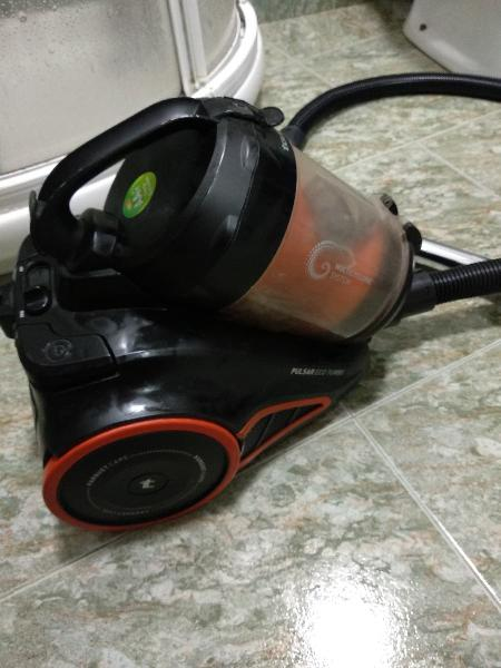Aspirador sin bolsa taurus pulsar eco turbo