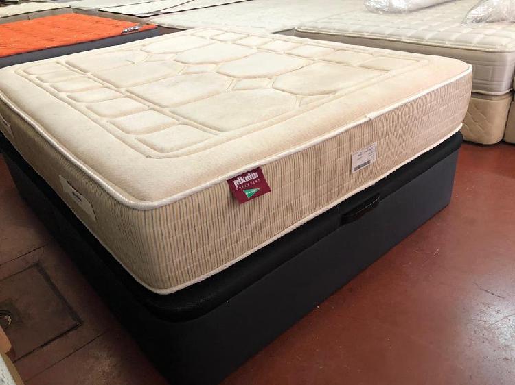 Canapé+colchón pikolin visco 150x190