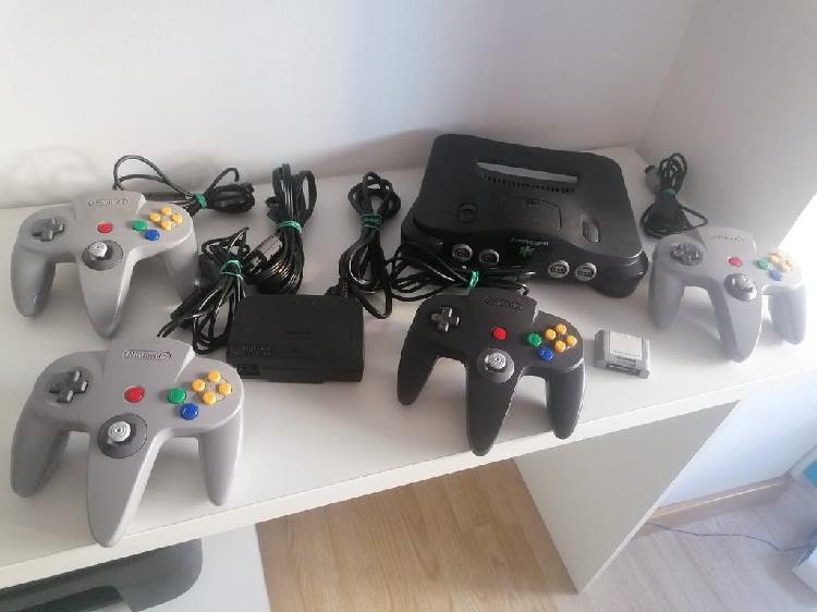 Consola n64