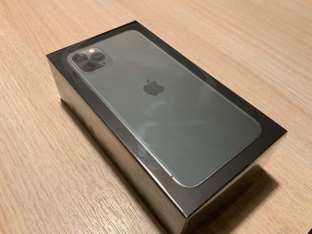 Iphone 11 pro. precintado gris. 64gb. garantia.