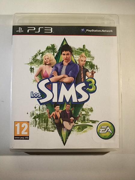 Los sims 3 playstation 3 / ps3