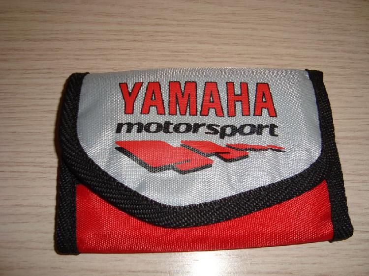 Monedero billetero cartera yamaha motorsport