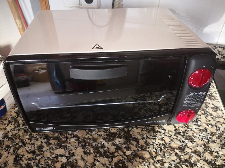 Mini horno eléctrico delongui sfornatutto