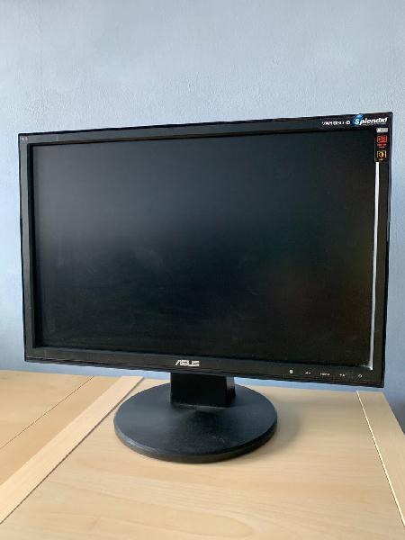 Monitor 19 pulgadas formato panorámico