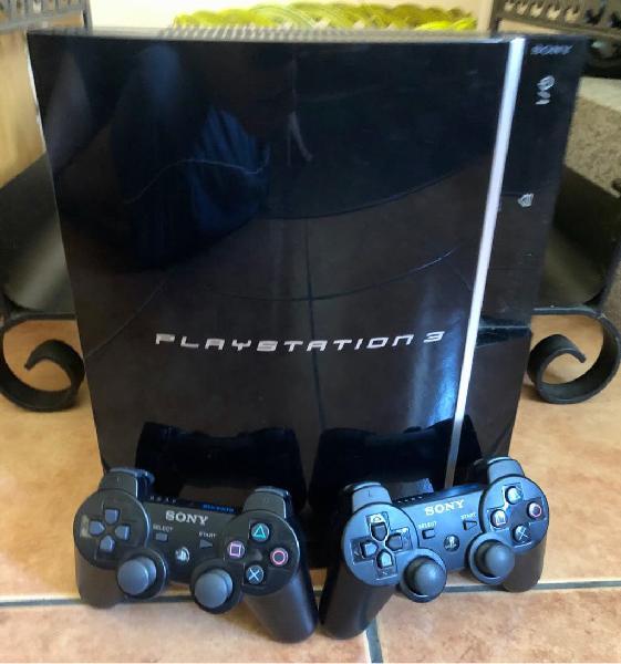 Pack playstation 3 + 20 juegos