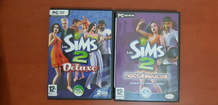 Sims 2 y Sims 3 PC