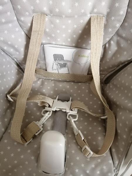 Trona kaleo de bebé confort