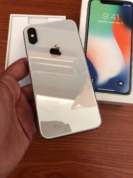 Iphone x lo entrego en mano