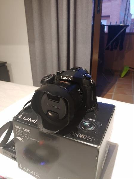 Panasonic lumix fz 1000