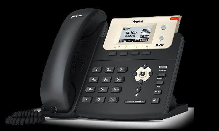 Teléfono voip yealink sip-t21