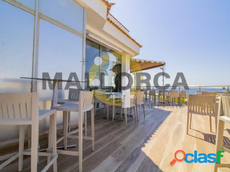 Traspaso restaurante en primera linea del mar en CALA GAMBA 3