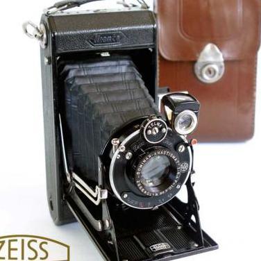 Camara 1931 zeiss ikon ikonta anastigmat c520-2