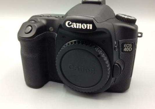 Canon 40d. cámara de fotografiar