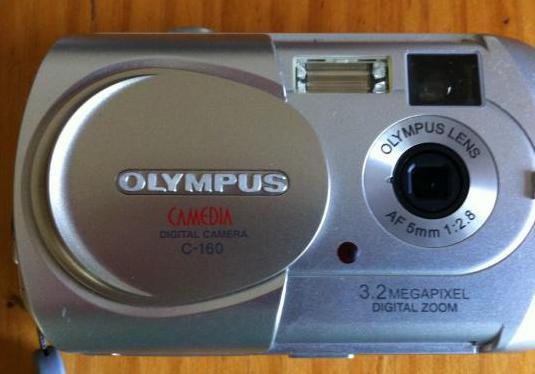 Cámara digital olympus camedia c-160