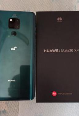 Huawei mate x 20. 5 g nuevo