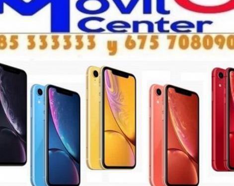 Iphone xr 128gb nuevo solo probado =movil center=