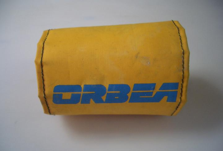 Proteccion orbea bmx morcilla espuma protector manillar