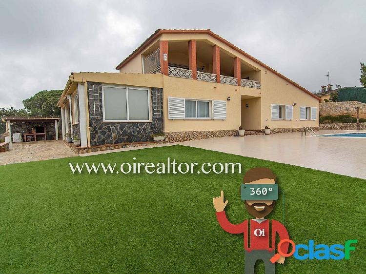 Maravillosa casa en venta en una urbanización en Lloret de Mar, Costa Brava