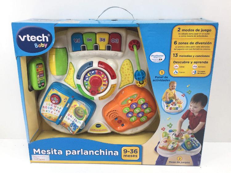 12 % juguetes bebes vtech mesita
