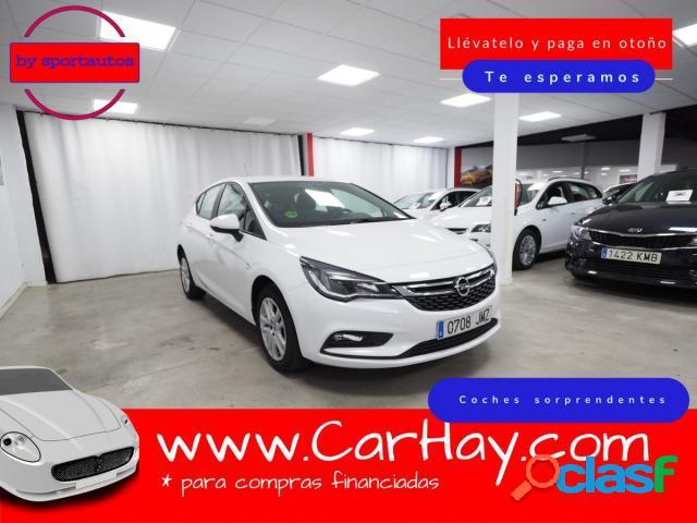 OPEL Astra diesel en Leganés (Madrid) 1