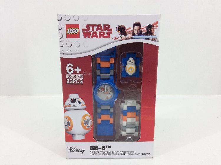 19 % star wars star wars lego reloj