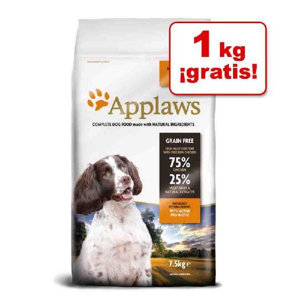 Applaws pienso para perros 15 kg en oferta: 14 + 1 kg