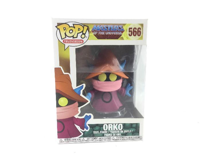 Figura accion funko masters of the universe orko 566