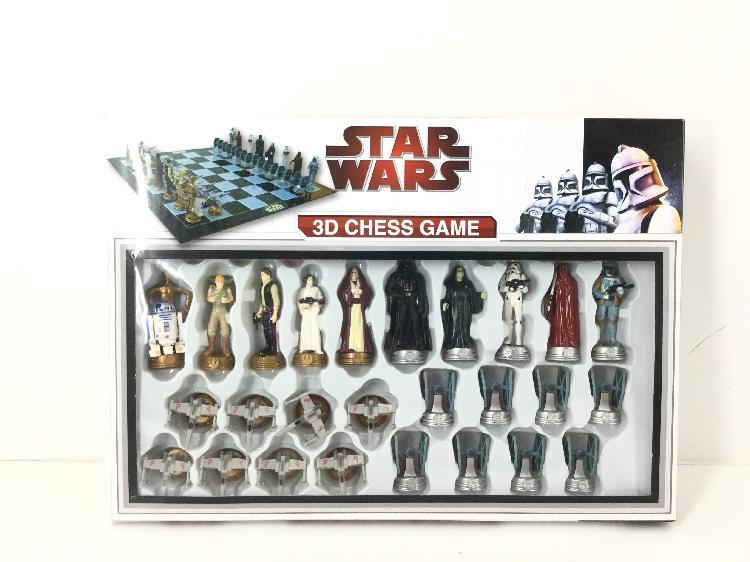 Juegos de mesa otros 3d chess game star wars