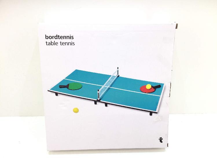 Juegos de mesa otros mini ping pong