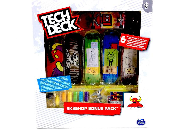 Vehiculo juguete tech deck sk8shop