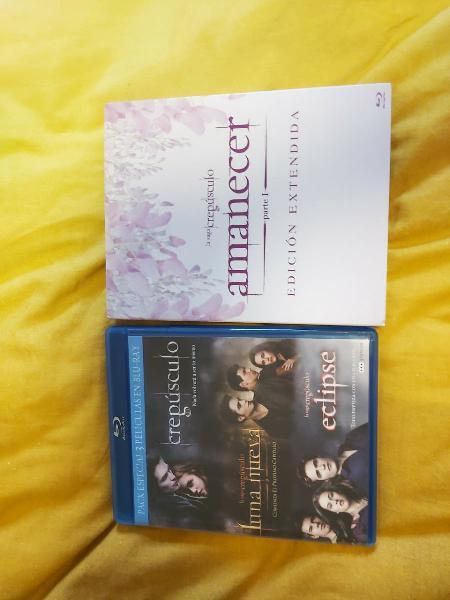 Blu-ray 10 euros la unidas (ver fotos)