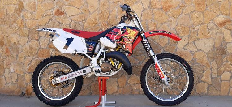 Honda cr 125 del 97
