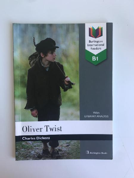 Oliver twist burlington books isbn:9789963512720
