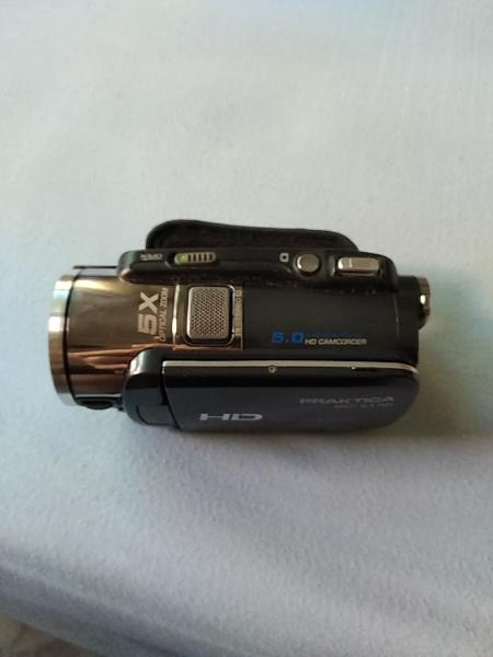 Video cámara praktica