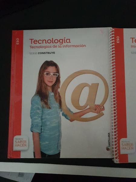 Libro tecnologia 1 eso editorial santillana
