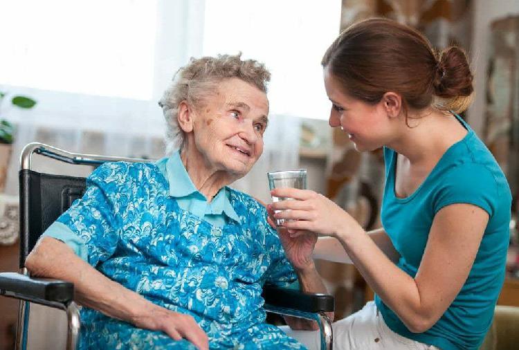 Tengo experiencia cuidar personas mayores de inter